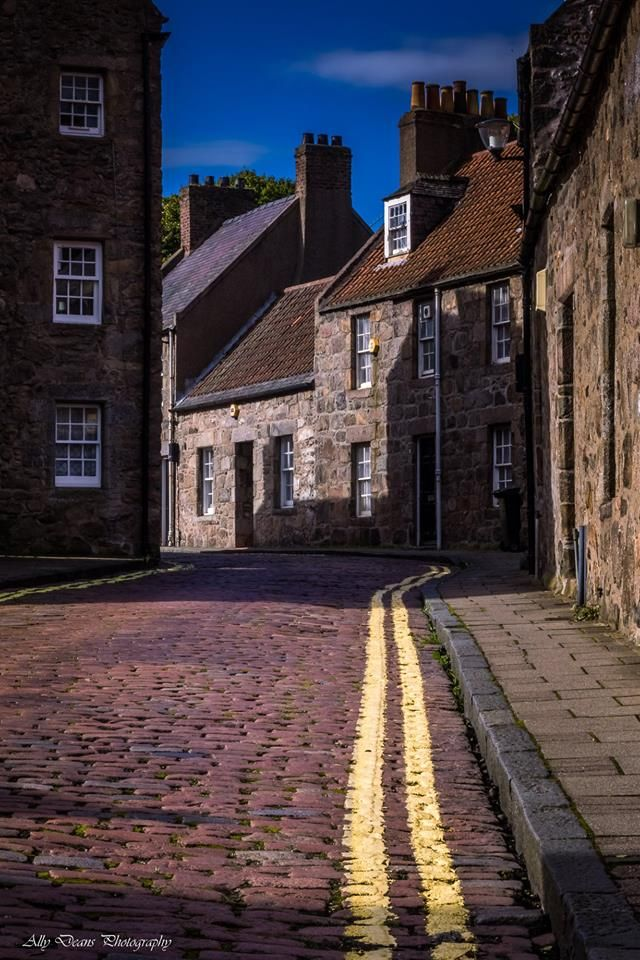 Don Street in Old Aberdeen