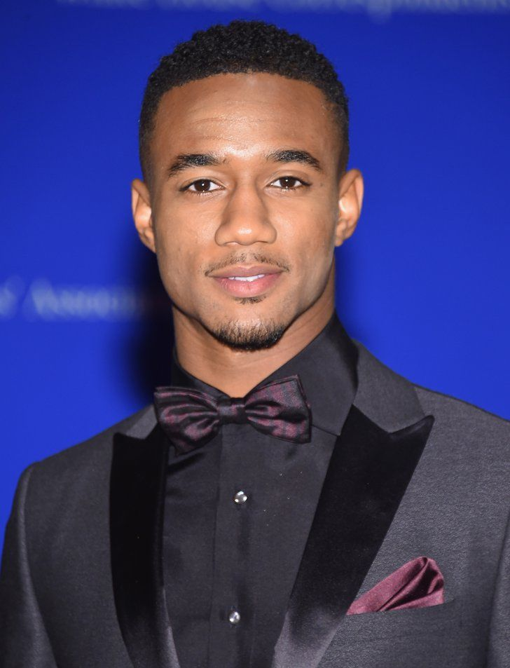 Pin for Later: 10 Men Who Looked Dapper as Hell at the White House Correspondents' Dinner Jessie Usher
