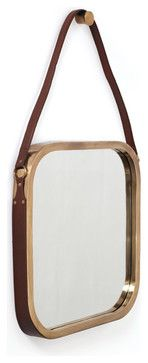 Constantine Mirror - eclectic - Wall Mirrors - Custom Furniture World