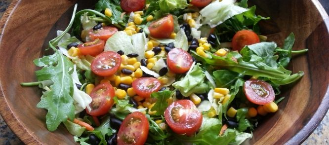 Mexicaanse Salade recept | Smulweb.nl