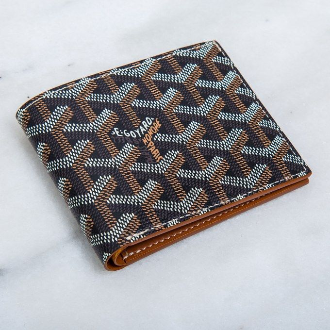 Godard has such a cool print for a wallet.