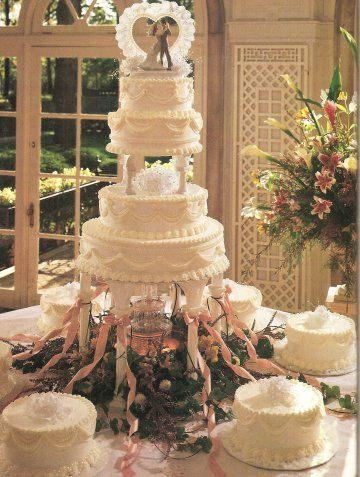 25+ best ideas about Fountain Wedding Cakes on Pinterest | Tiered wedding cake stands, Tiered ...