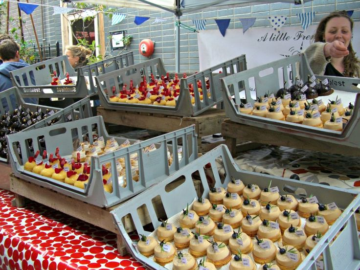 The Ropewalk – Maltby Street Market and St. John Bakery | London Piggy