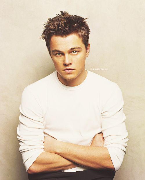 leonardo dicaprio.. seriously he's perfect