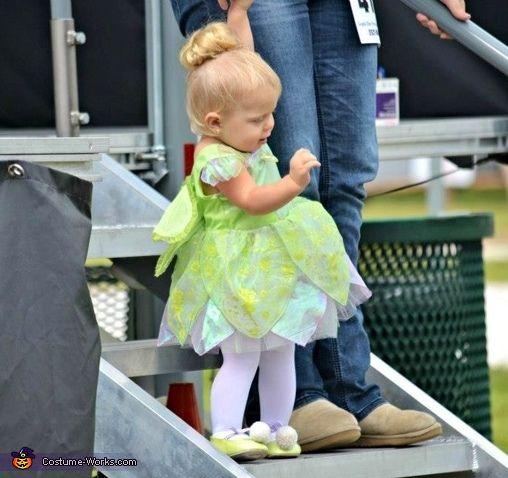 Tinker Bell Costume - 2013 Halloween Costume Contest via @costumeworks