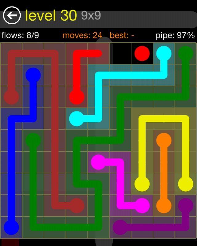 Game: Flow Free