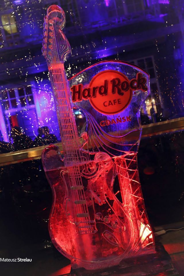 Ice Ice Hard Rock Cafe