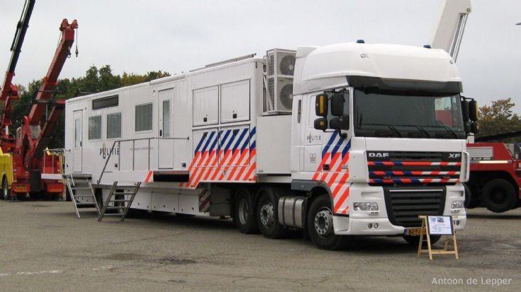 DAF XF95 Dutch Police