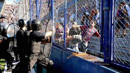 Otra vez violencia en el fútbol: balean a un hincha de San Lorenzo