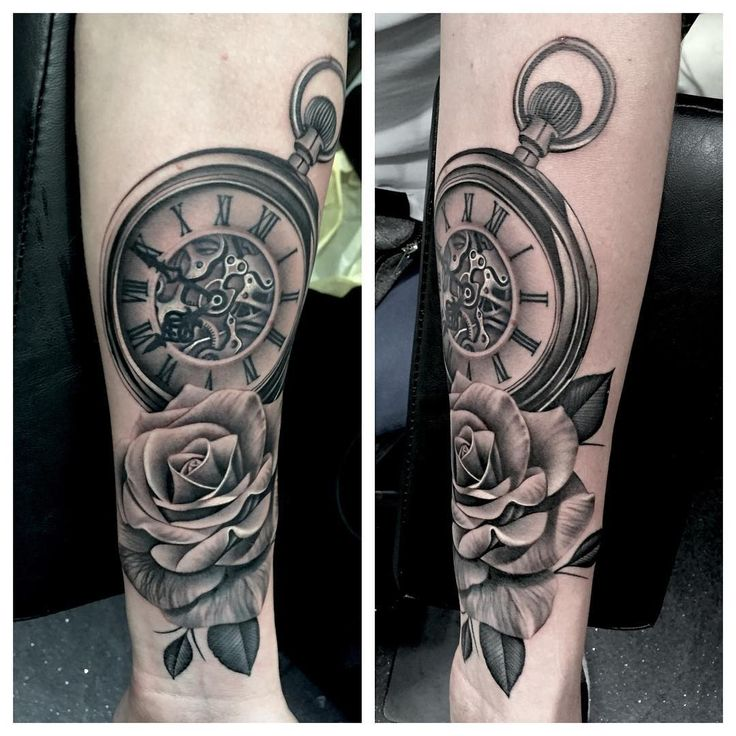 Timeless Clock Tattoo Meaning | www.imgkid.com - The Image ...