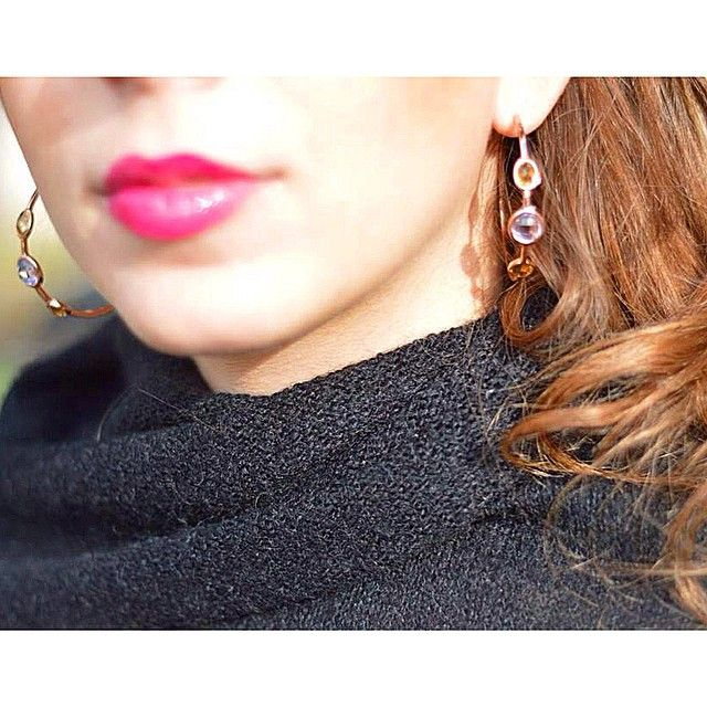 @dianadelorenzi  @battiquore #orecchini #earrings