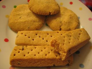 Wandering Chopsticks: Vietnamese Food, Recipes, and More: Shortbread Cookies with Lavender