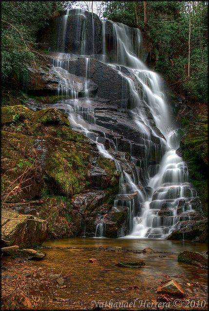 Eastatoe Falls, North Carolina