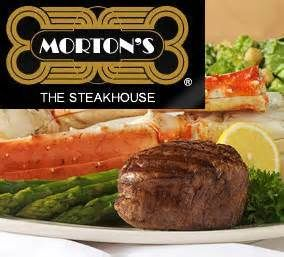 Mortons the Steakhouse San Antonio. Price Range ...