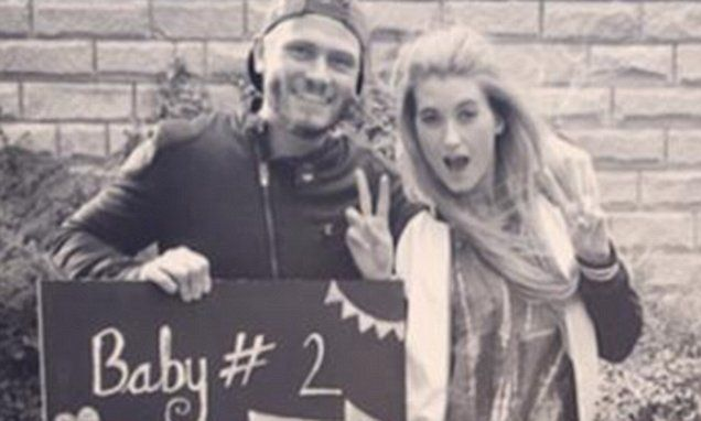 Emmerdale's Charley Webb & Matthew Wolfenden are expecting second baby