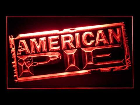 American Pie LED Neon Sign www.shacksign.com