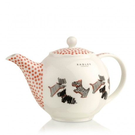 Fleet Street,Round Teapot