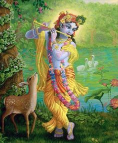 Image result for krishna death