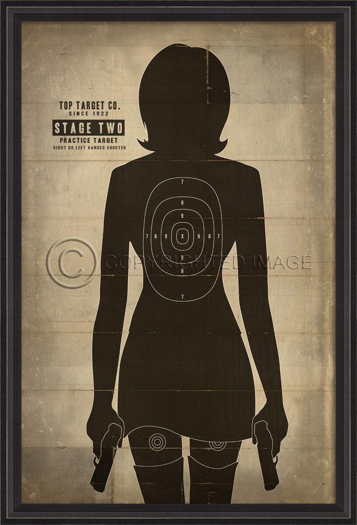 Spicher and Company :: Sporting :: Human Targets :: BC Human Target His