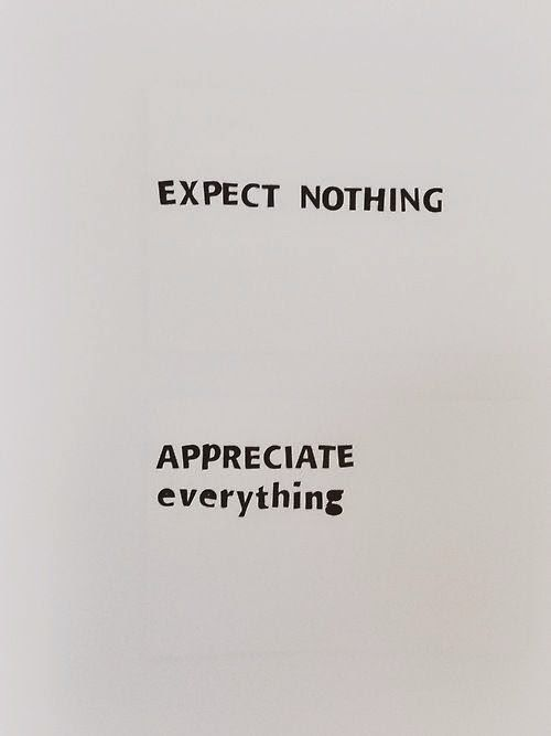 thankful words via HEIMELIG blog