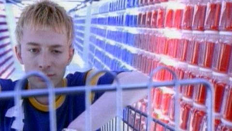 Thom Yorke. ( Radiohead )