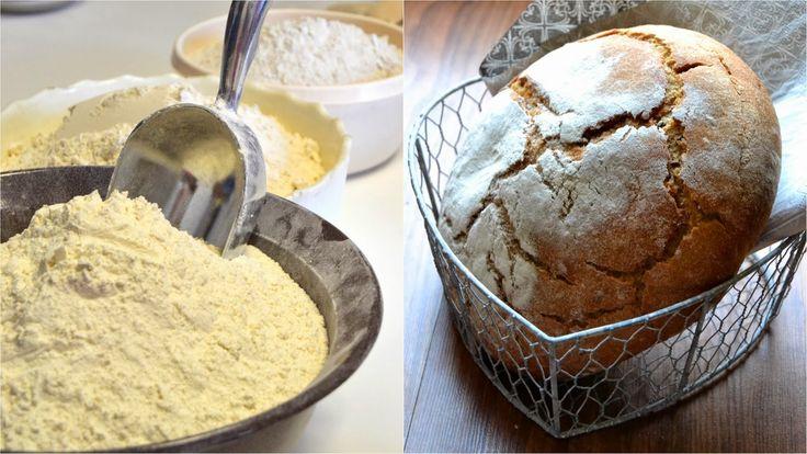 S vášní pro jídlo: Jak na kvásek a kváskový chleba, škola hrou