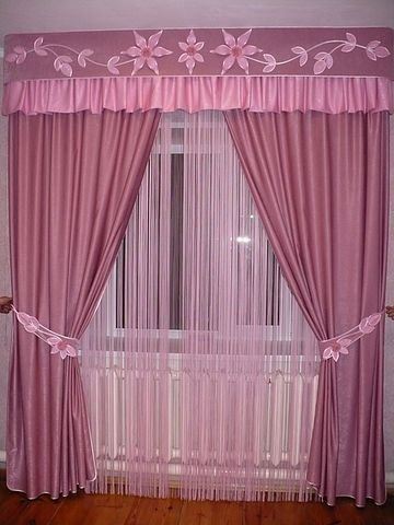 52 best Cortinas images on Pinterest | Blinds, Curtain ideas and Shades