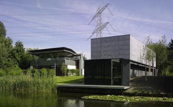 Project X by Rene van Zuuk Architekten B.V. - Almere, Netherlands