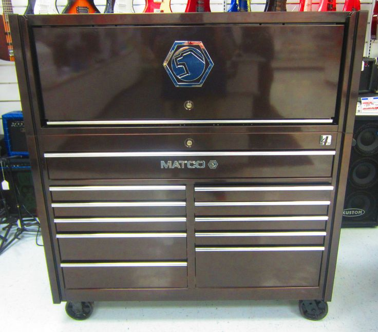 Matco 4s Double Bay Rollaway 25 Quot Deep Tool Box Hutch