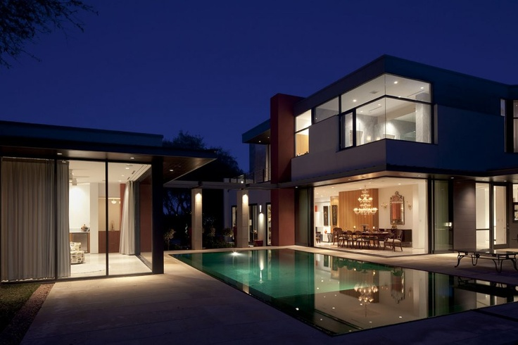 House in Austin, USA
