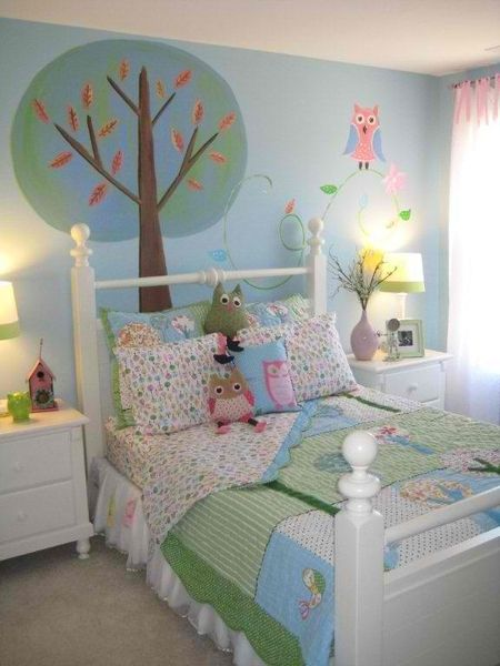 Love the idea of an owl themed nursery for boy or girl