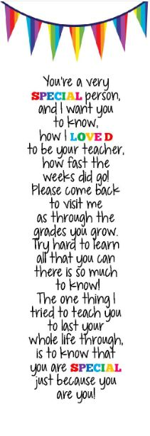 End of the Year Printables - technology rocks. seriously.