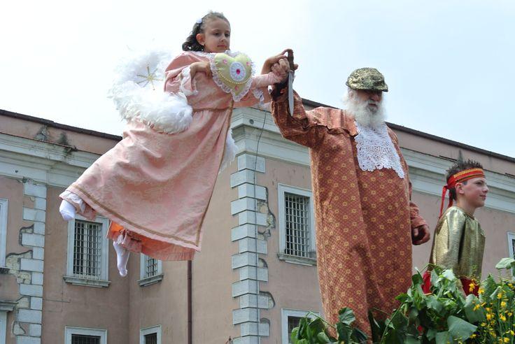 Sfilata ingegni del Di Zinno, 7 giugno 2015, Campobasso.