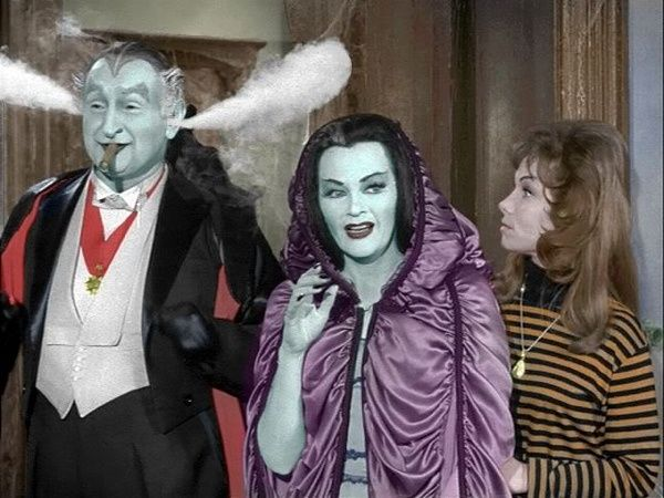 addams family tv show coloring book | ... 1966 munster mash lily munster classic favorite classic tv favorite tv