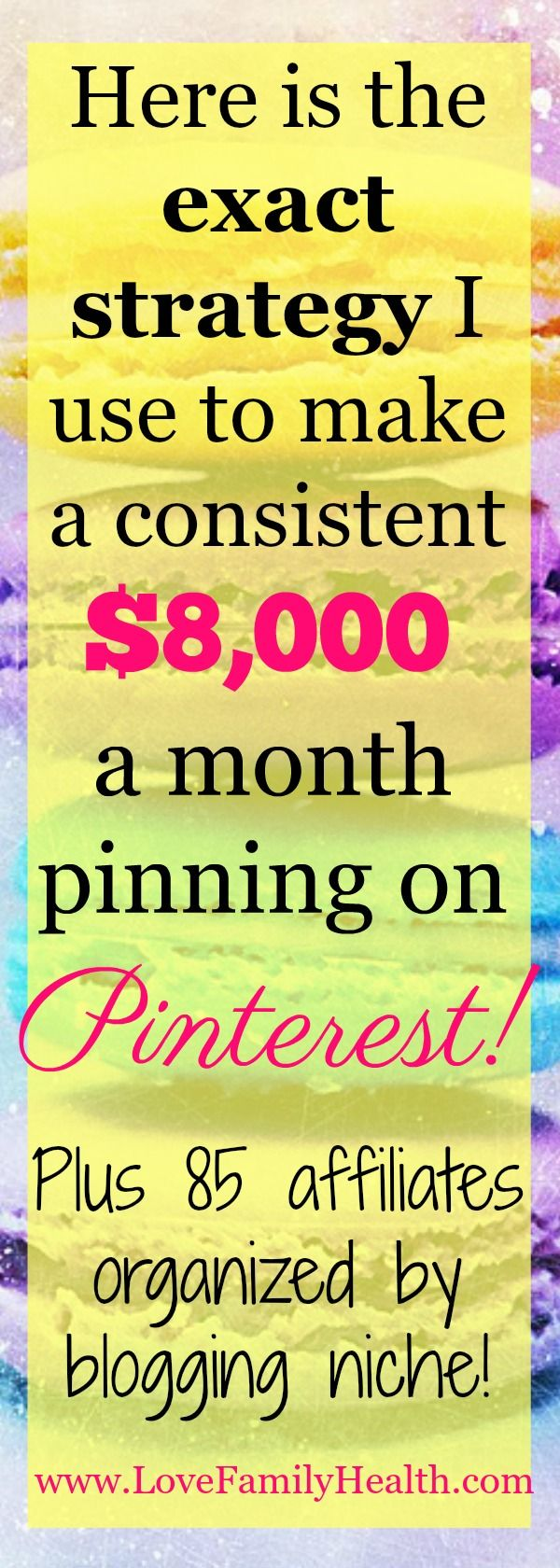 Affiliate marketing and Pinterest! All you need to know!
