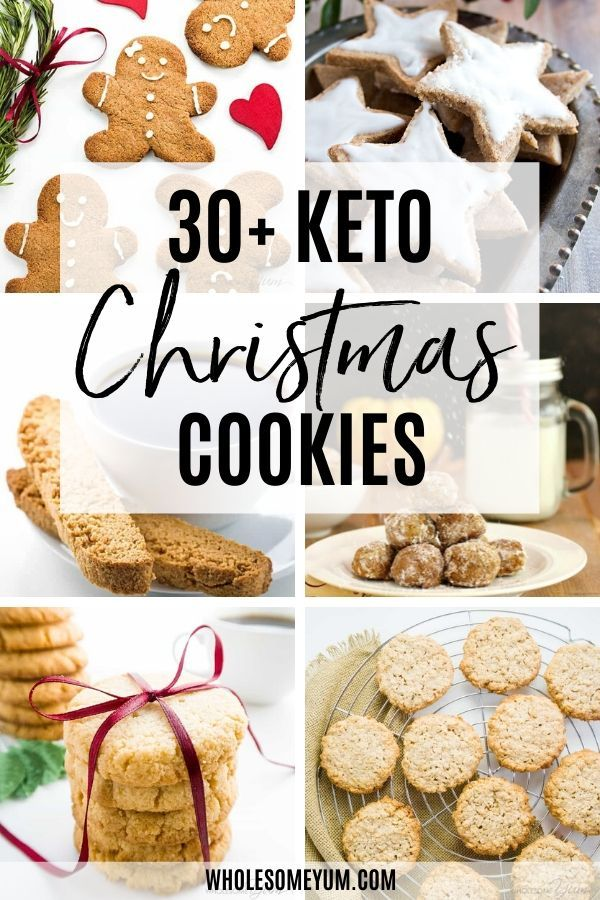 This Collection Of Gluten Free Low Carb Sugar Free Christmas