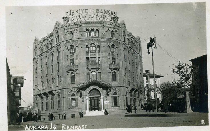 Ankara - İş Bankası