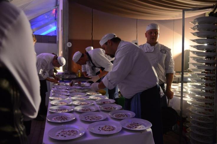 the winner Nobel Concierge Night 2012