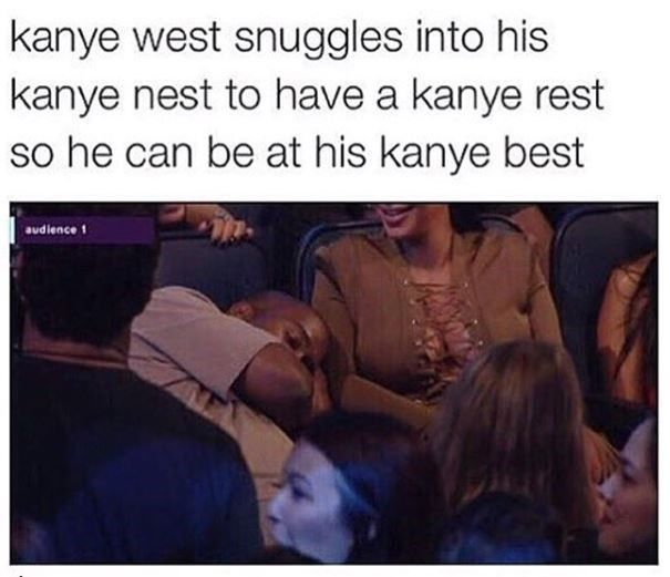 Pin By Julia Wilson On Lol In 2020 Kanye West Funny Kanye Memes Kanye West Quotes