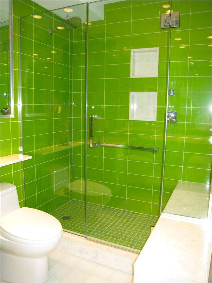 Oltre 25 fantastiche idee su bagni verdi su pinterest for Sea green bathroom ideas