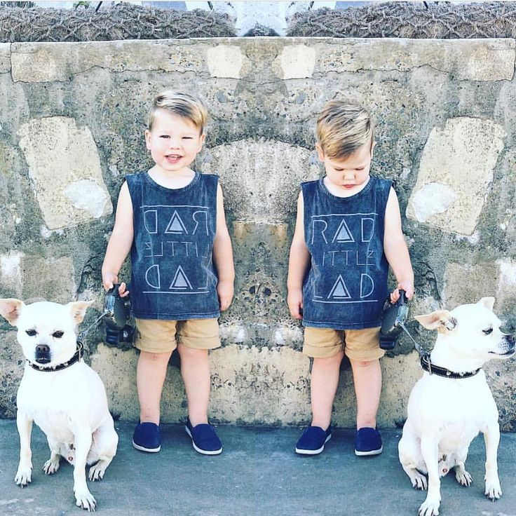 "226 Likes, 5 Comments - Brave & Fearless (@braveandfearlessbrand) on Instagram: ""Levi + Crumpet ahhh so sweet!! We only have 2, yep we are down to only 2, Rad Little Lad tees on…"""