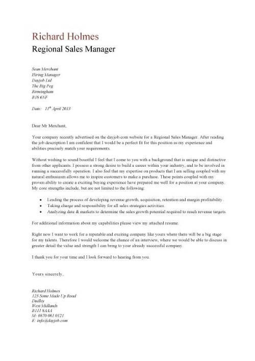 best photos of regional manager cover letter sle resume examples - example of business analyst resume