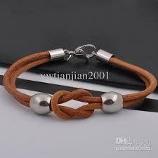 Resultado de imagen de leather bracelets