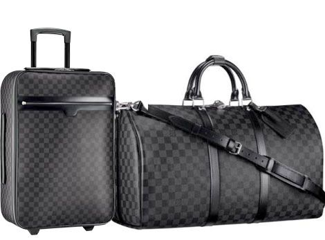 Louis Vuitton Damier luggage set - perfect for any travel WORK or PLAY