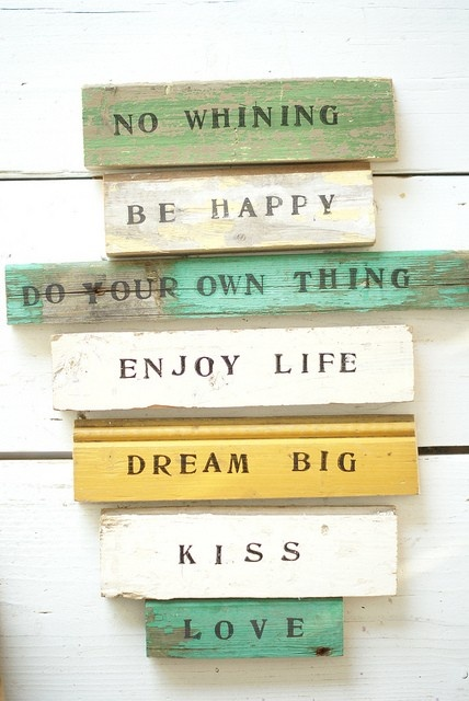 would be so cute in our future beach house..