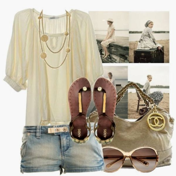 LOVE this for the summer: Summer Fashion, Summeroutfit, Summer Looks, Dreams Closet, Cute Summer Outfit, Summertime, Style Clothing, Summer Clothing, Summer Time