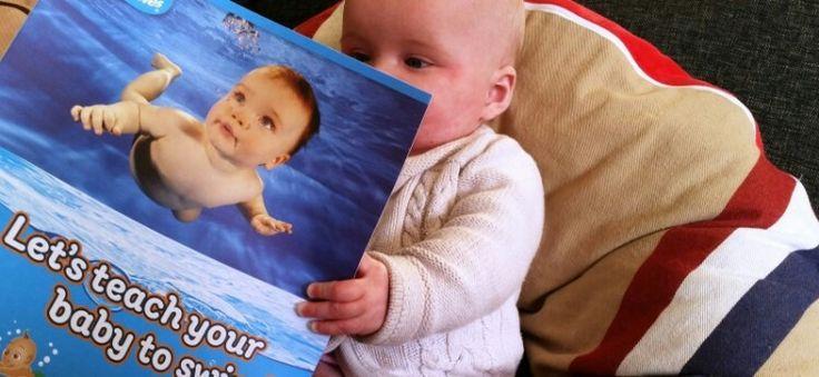 Joepie wij gaan babyzwemmen bij Waterbabies. http://www.nannyannelon.nl/nola-wordt-een-van-de-waterbabies/
