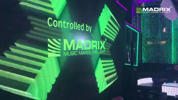 MADRIX @ Designgroup Professional GmbH at Prolight + Sound 2016