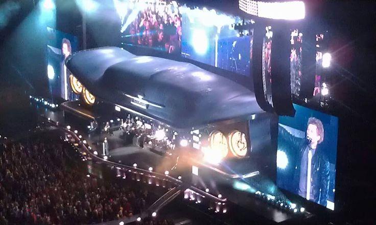 Jon Bon Jovi's Concert @ MetLife Stadium.