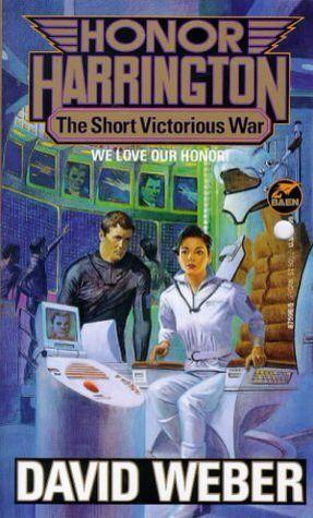 Honor Harrington - Author David Weber